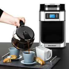 Home Filter Coffee Maker Machine 1.25L 10-Cup 1050W Automatic Programmable Timer