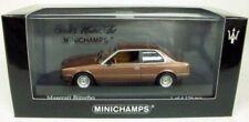 Coches, camiones y furgonetas de automodelismo y aeromodelismo MINICHAMPS Maserati