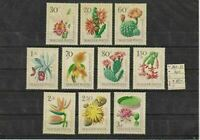 Hungary MNH Flowers Stamps Ref: R6978