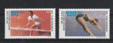 v3405 BRD/ Sport-Olympia  MiNr 1354+55 aus Satz **