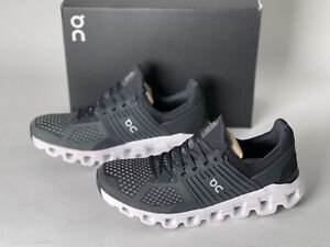 ON RUNNING Cloudswift 41.99585 Black/Rock 2021 Brand New Complete