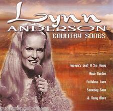 LYNN ANDERSON - Country Songs (UK 11 Track CD Album)