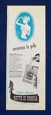 A514-Advertising Pubblicità-1960-TALCO BORATO NOTTE DI VENEZIA