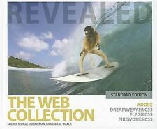 USED (VG) The Web Collection Revealed: Adobe Dreamweaver CS5, Flash CS5, Firewor