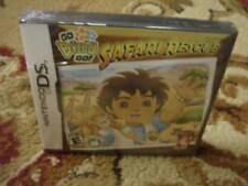 Go, Diego, Go! Safari Rescue  (Nintendo DS, 2007)