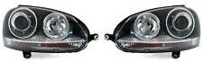 2 PHARE AVANT XENON + MOTEUR VW GOLF 5 V 1K 1.6 FSI 10/2003-06/2009