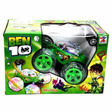BEN 10, Chotta Bheem, Angry Bird Rechargeable STUNT CAR 360 DEGREE