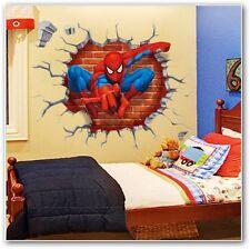 Vinilo Sticker de Spiderman Marvel