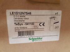 Schneider LE1D12N7S48 Enclosed Motor Starter 041153 415V 50/60Hz TeSys - New