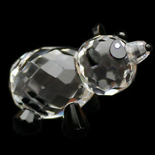 Panda Austrian crystal figurine ornament sculpture RRP$199