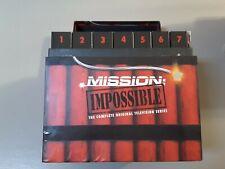 Intégrale DVD Serie Mission Impossible Coffret Dynamite (Rare) - Envoi Offert