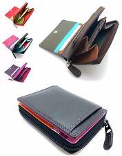 Golunski RFID Safe Graffiti Range Quality Leather Small Purse Wallet. 113