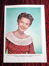 """GALE STORM - FILM STAR - 1 PAGE PICTURE -"""" CLIPPING / CUTTING"""""""