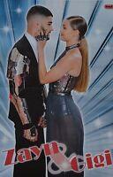 ZAYN MALIK & GIGI HADID - A3 Poster (ca. 42 x 28 cm) - Clippings Fan Sammlung