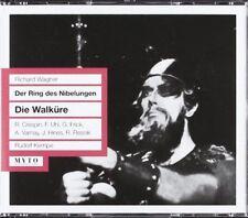ichard Wagner - Die Walküre - Bayreuth 1961 [CD]