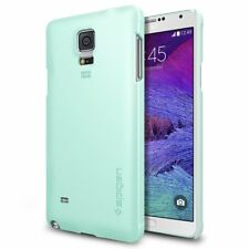 Spigen Thin Fit Case for Samsung Galaxy Note 4 (Mint)- SPECIAL PRICE !!