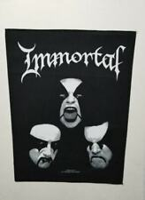Immortal Back Patch