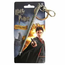 Harry Potter New* Hermione Granger's Wand * Pewter Key Chain Ring Keychain Magic