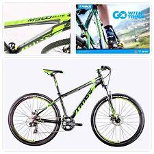 "Trinx Mountain Bike Alloy 27.5 Wheels 18"" Frame 24 Shimano Gears Lock out Forks"