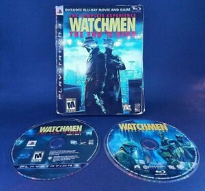 Watchmen: The End is Nigh The Complete Experience (Sony PlayStation 3, 2009) Ps3