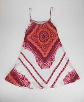 Women's Mimi Chica Size Small Sleeveless Spaghetti Strap Summer Casual Dress