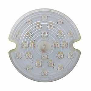 LED PARKING LIGHT LENS CHEVROLET CORVETTE CLEAR 1953-1962 1 PAIR