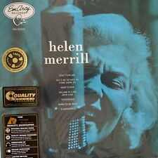 Helen Merrill - Helen Merrill(Mono)(200g Vinyl LP), Analogue Productions
