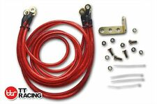Universal 5 Points HKS Super Earth Cable Wire Grounding Kit Performance Red