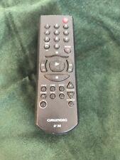 Fernbedienung Grundig RP 700 Videorecorder GV 8000,GV 8050,GV 8300,GV 8400 #1091
