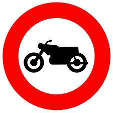 CARRETERA SIGNOS (NO MOTOS) - ORIGINAL IMÁN DE NEVERA - COMPLETAMENTE NUEVO