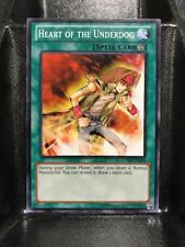 Heart of the Underdog - LCYW-EN068 - Common - Near Mint - Yugioh