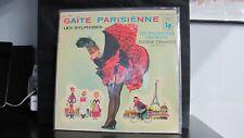 GAITE PARISIENNE LES SYLPHIDES, ORMANDY - LP CL 741 CHEESECAKE