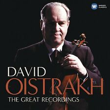 David Oistrakh - The Great Recordings ( 17 CD - Compilation - Warner Edition )
