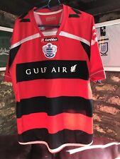 2009/10 QPR Queens Park Rangers Football Away Shirt Lotto Mens XL Extra Large