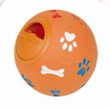 Snackball Futterball Leckerlie Ball 7,5 cm Intelligenz Hund Katze Lernspielzeug