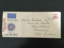 More details for australia 1940 ffc  sydney to auckland censor cover,tasman empire airways(f494)