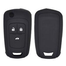 Silicone Key Remote Case Cover For Chevrolet Spark Cruze Orlando Aveo Volt Fob