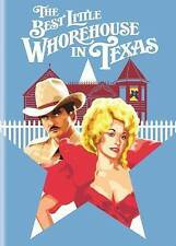 The Best Little Whorehouse in Texas DVD Dolly Parton Burt Reynolds Pop Art Cover