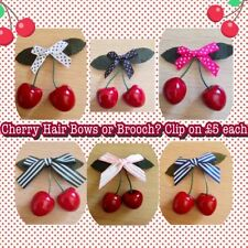 Unbranded Alloy Cherry Costume Hair & Head Jewellery