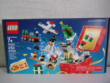 Lego 40222 Holiday Countdown Advent Calendar (24in1) - NEU & OVP