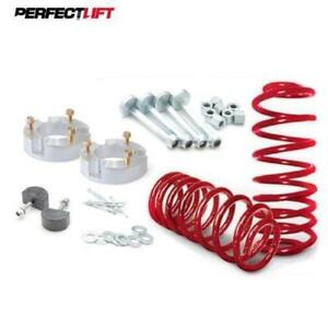 """2"""" F and 2""""R - 50mm suspension Lift Kit for Nissan Navara NP300-D23 Coil Springs"""