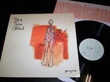 "Tara Jane ONeil ""Peregrine"" LP with insert Quarterstick Records ‎– QS61 usa 2000"