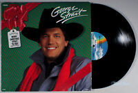 George Strait - Merry Christmas Strait to You (1986) Vinyl LP • Straight