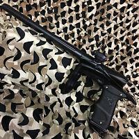 NEW Dangerous Power DP G5 Electronic Tournament Paintball Gun - Black/Black