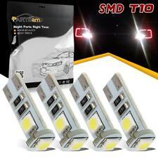 4X Error Free Angel Eyes LED Lights Bulbs For BMW 525i For 530i For 550i Pre-LCI