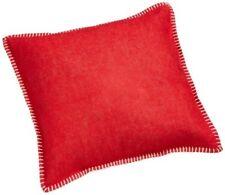 David Fussenegger Kissen Kissenhülle Sylt Uni groß rot