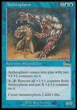 MTG 4x ANTHROPLASM - Urza's Legacy *Rare Shapeshifter*