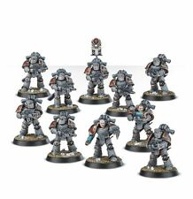 WH 40K 30K 10x MKIII Tactical Space Marines MK3 Wolves Horus Heresy Prospero