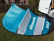 2019 Peter Lynn Hook 10.0m V1 Kitesurfing Kite