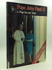 POPE JOHN PAUL II: A Pope for Our Time - George Bull - 1982 - Catholic - Vatican